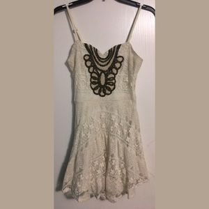 Country Chic style dress